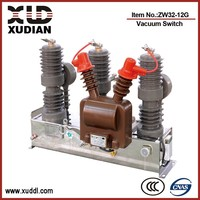 Intelligent permanent magnet auto vacuum switch ZW32