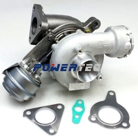 Turbo for Audi A4 A6 Skoda Superb I Volkswagen Passat B5 1.9 TDi Garrett GT1749V complete turbocharger 717858 / 717858-5009S