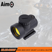 Aim-O MRO Red Dot Sight scope 2.0 wargame airsoft hunting scope