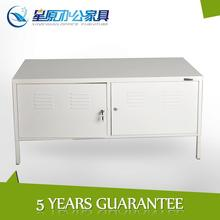 Handle door metal cabinet shelf clips with drawers