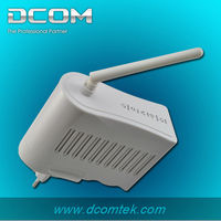 200M Wallmount Wireless Powerline network homeplug ethernet adapter