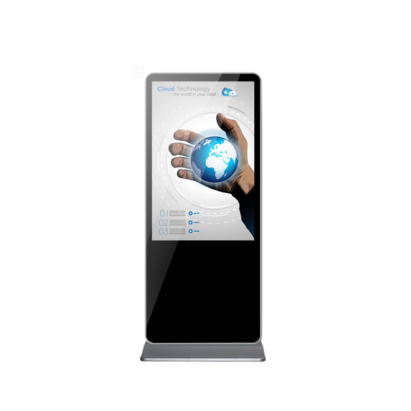 "55"" Touch Screen Computer LCD Monitor with i3"