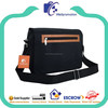 Wellpromotion fashion cheap promotional black mini messenger bag