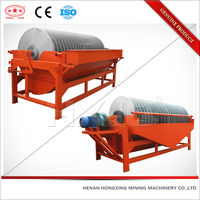 Super Effective Top Level Wet High Intencity Automatic Magnetic Separator Iron Ore
