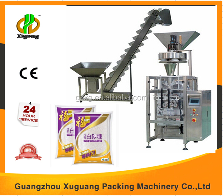 Automatic Granule Food Packing Machine