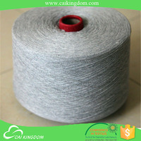 oeko-tex certification 65% polyester 35% cotton oe recycled cotton yarn T-shirt yarn 18s to 24s.