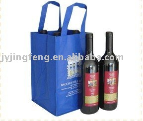 pp non-woven wine bags