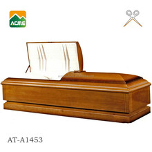 trade assurance american style wooden funeral cheap caskets for sale