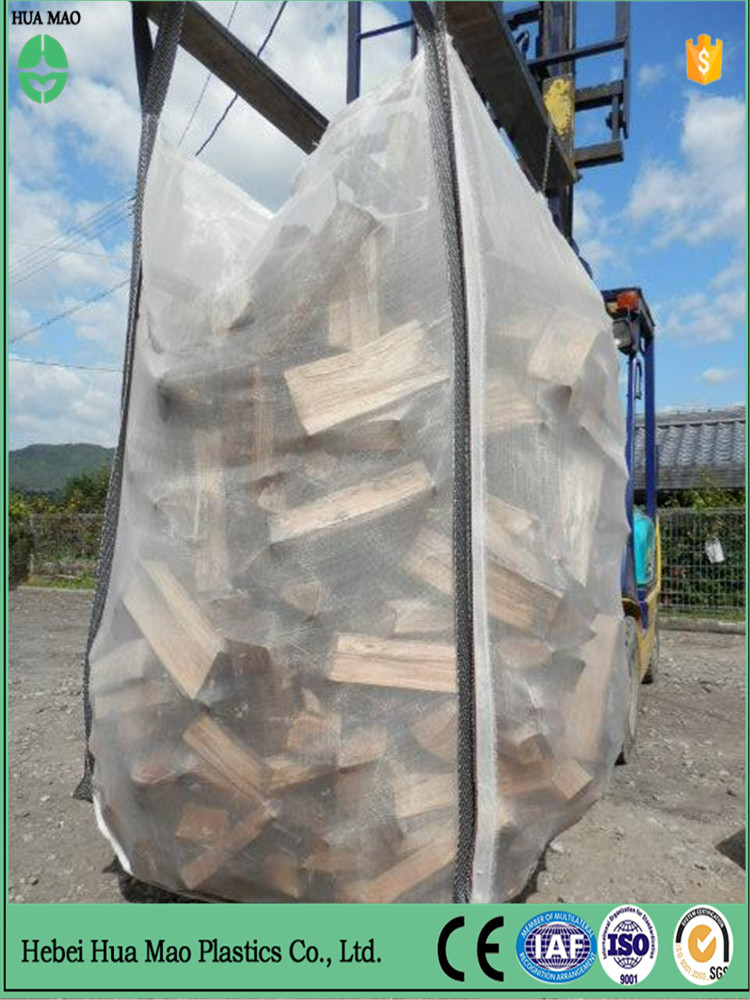 100% pure pp 1 ton woven bag for zinc mine powder