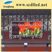 led screen!!! p20 outdoor full color led score display sign