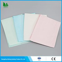 China gold supplier supreme quality cosmetic cotton under pad nursing