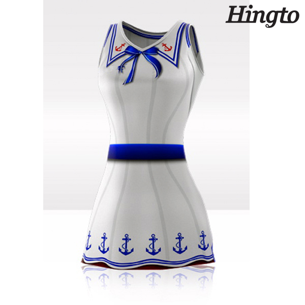 2014 new design wholesale netball uniforms