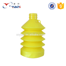 2017 new design indestructible gift pe collapsible drinking bottle giant Hot