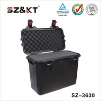 plastic camera waterproof hard case for equipment