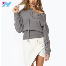 OEM clothing high quality women sweater para mujer two colour factory in bangladesh for women sweater