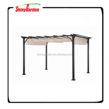 Outdoor Steel Pergola Gazebo