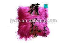 Long hair Goat sheep lambskin Fur product for home decor