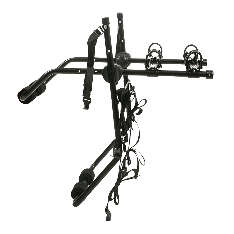 Sahoo High Quality and OEM Accepted 2 Bikes Loadings Steel Bike Bicycle Carrier
