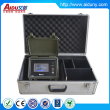 New type multi-channel ground scanner detector