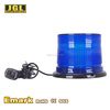 Wholesale 12-24V Strobe Police Warning Blue Beacon Rotating LED Beacon Light