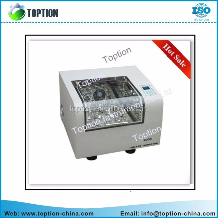 TOPT-200B Air Bath Shaker Incubator Thermostatic Oscillator