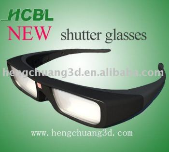 shutter 3d glasses for SONY, Panasonic, Sharp, Samsung,LG, PHILIPS Toshiba series Haier,Hisense, Changhong, Konka,Skyworth, TCL
