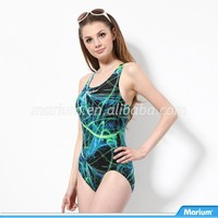 Hot Water Young Sexy Girls Models Sex One Piece Swimwear
