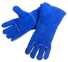 "13"" WELDING SAFETY GLOVES WITH LEATHER GRADE A/AB/BC"