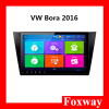 Manufacturer cheap price 10 inch HD Screen Android Car multimedia navigation system Car DVD for VW Bora 2016
