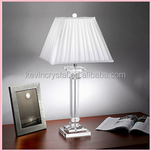 Elegant centerpieces crystal chandelier table lamp for hotel