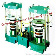 CE,ISO approved hydraulic tire curing press