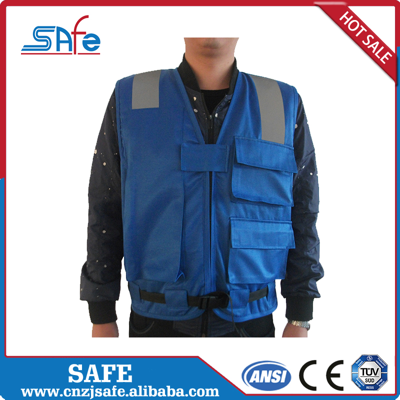 Standard reflective waterproof jacket for men