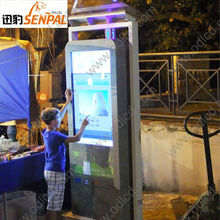 outdoor lcd screen/advertising street kiosk outdoor digital signage
