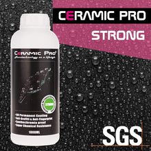 Ceramic Pro Strong - Super hydrophobic permanent nano ceramic coating