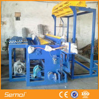 CE Approved High Speed Grassland Fence Netting Weaving Machine Machinery