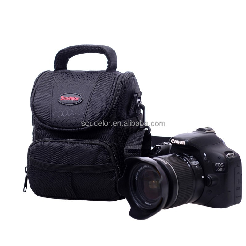 Promotional digital SLR camera lens reflex camera package insert