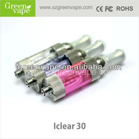 2013 Newest replaceable atomizer head ,i Clear 30