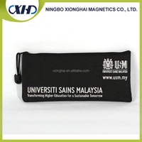 Wholesale in china 300D polyester pencil case with zipper of fashion