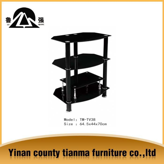 TM-TV38 Free Standing living room furniture Corner Wall Unit TV Stands