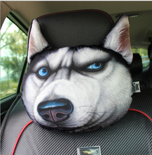 Wholesale Hot Selling 3D Animals Shape Car Pillow Head Neck Travel Seat Neck Pillow