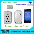 Smart home automation system wifi /RF power plug socket for USA EURO AUSTIALIA UK