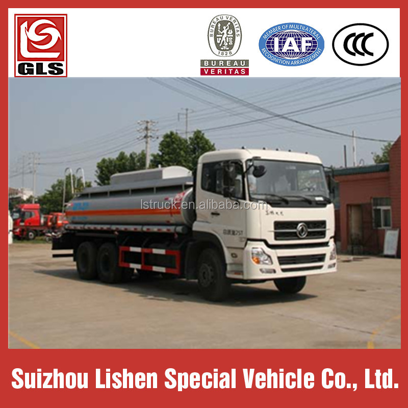 Oil Fields Truck Washing Fluid Transport Truck For Oil Well