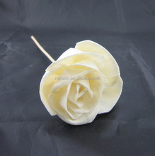 Home aroma rose sola flower for duffuser with aromatic sola flower diffuser