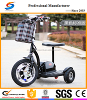 ES019 Hot Sell Electric Scooter for adults, New design electric 3 wheel
