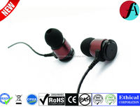 Mobile phone stereo earphone for iphone