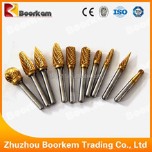 Original Chinese Factory Custom Carbide Rotary Burrs Tool Parts For Wood Tungsten Carbide Rotary File