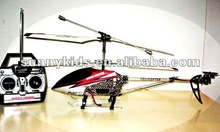 RC gyro helicopter RC 3.5CH gyro metal helicopter 9097 helicopter