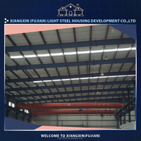 Light steel prafabricated warehouse building plans