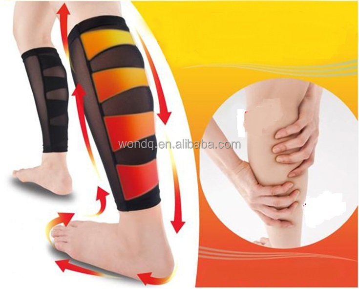 Japan Style Beauty Calf Slimmer Shaper Compression Brace Protection