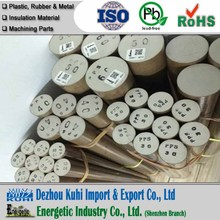 Good electrical resistance PPS bar/PPS hard plastic rod